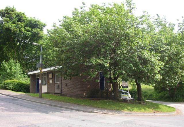 Police Station, Lockwood Scar, Salford, Almondbury