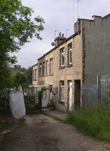 Wood End, off Lockwood Scar, Salford, Almondbury