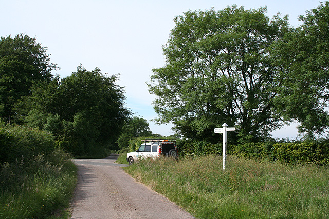 Hemyock: Whitedown Cross