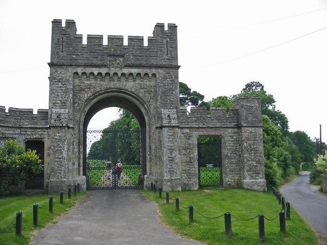 Gatehouse New Town Dorset