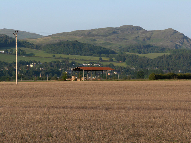 Barn, Carse of Lecropt