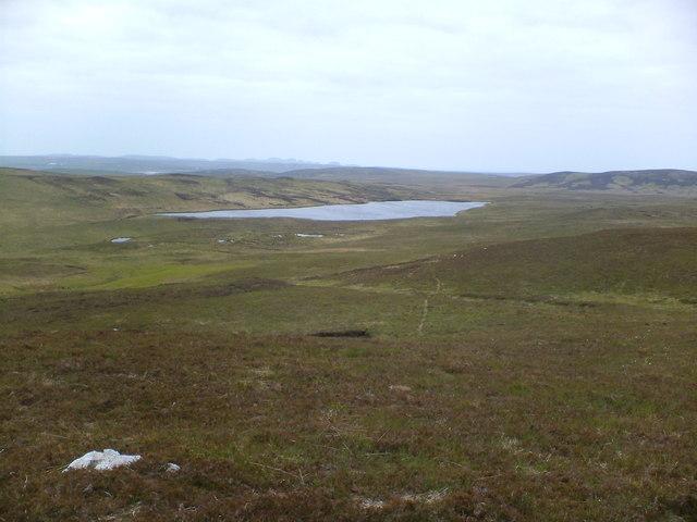 Loch Drolsay Islay