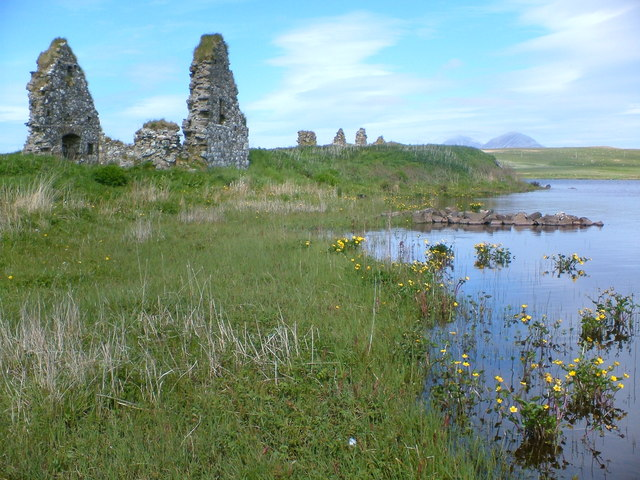 Lord of the Isles - Loch Finlaggan Islay