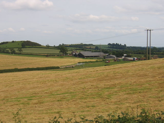 View towards Rectory Farm
