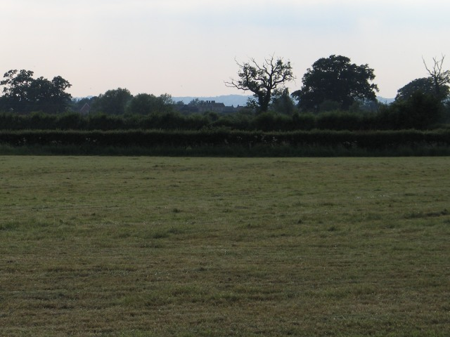 Open fields near Bowerhill