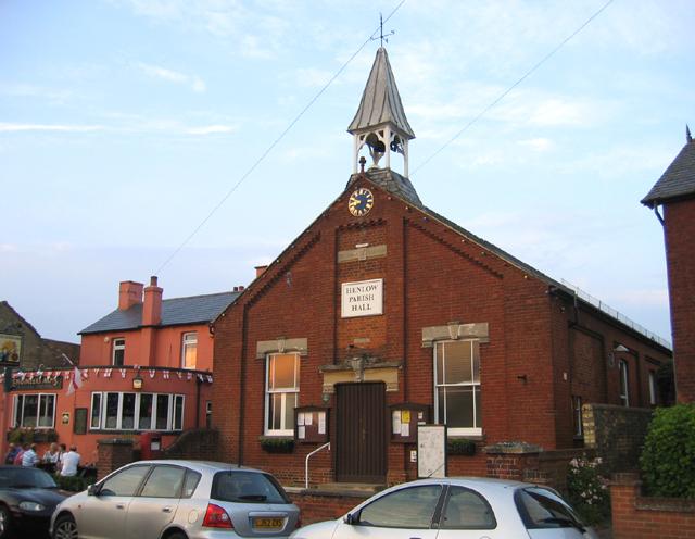 Parish Hall, Henlow, Beds
