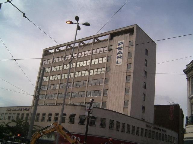 Pearl Assurance Building, Nottingham