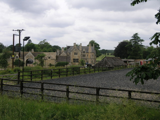 Fermyn Wood Hall