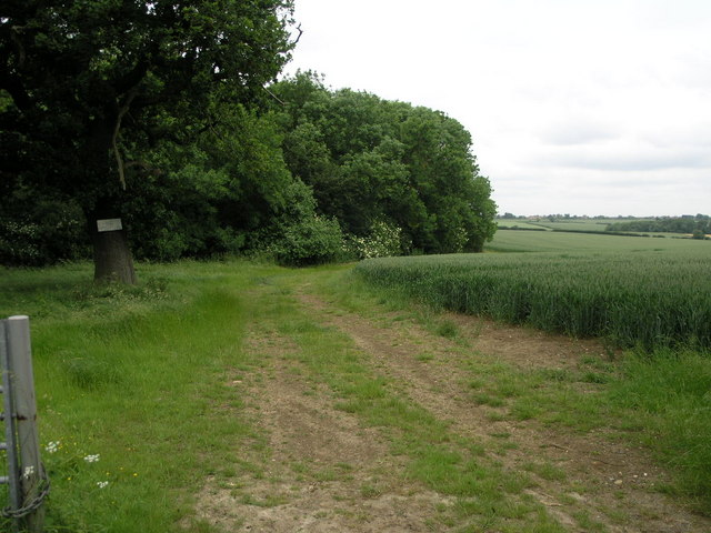 Footpath to Benefield
