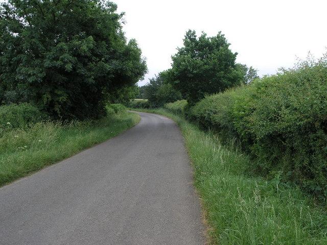 Lane to Southwick