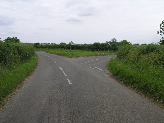 Road to Fotheringhay