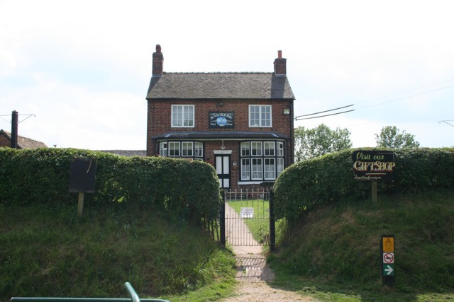 Anchor Inn, nr High Offley