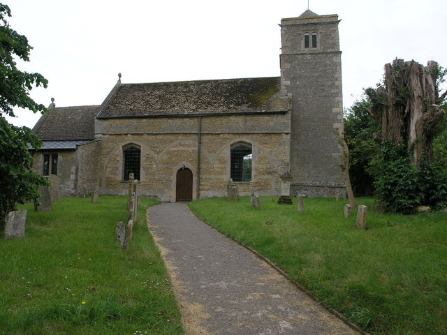 St Mary's Yarwell