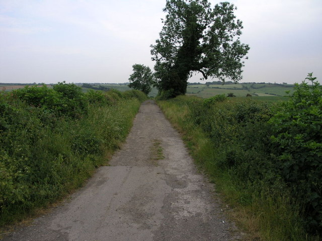 Bridleway to Ulley