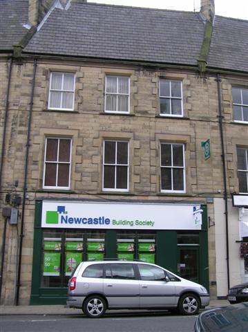 Newcastle Building Society, Hexham