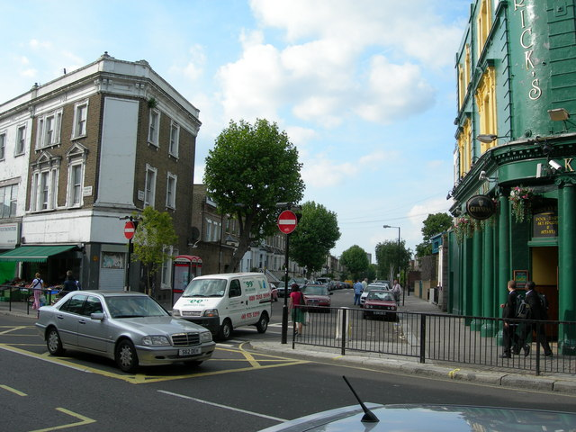 Ashmore Road W9
