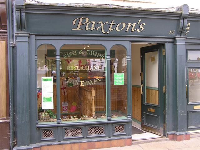 Paxton's, Hexham