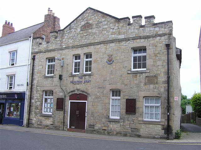The Salvation Army, Hexham