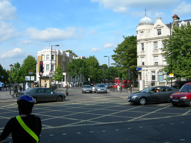 Prince of Wales Junction, W9