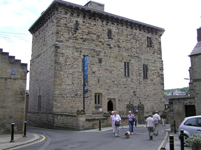 The Old Jail, Hexham