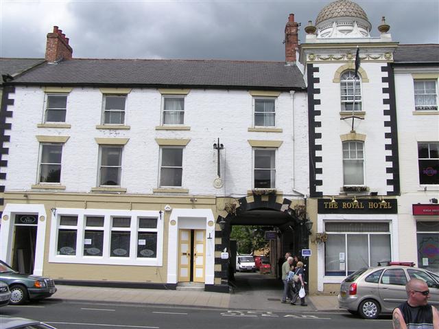 The Royal Hotel, Hexham