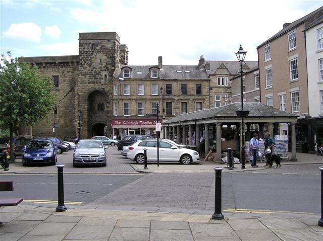 The Square, Hexham