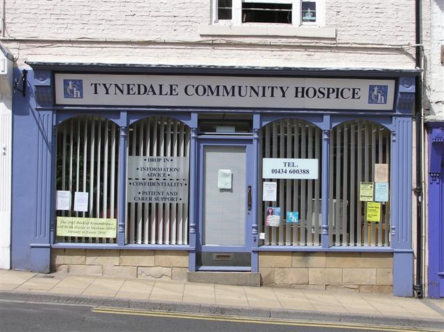 Tynedale Community Hospice, Hexham