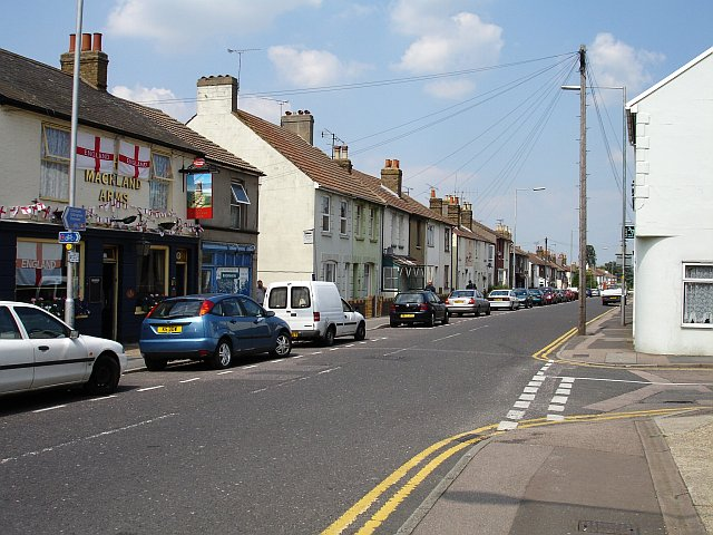 Mackland Arms, Station Road, Rainham
