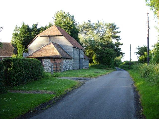 Barn at West Street