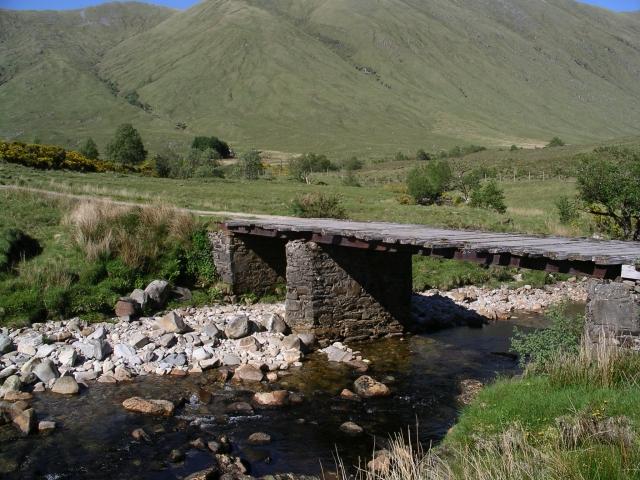 Bridge, River Quoich