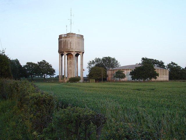 Water Tower at Warren Street