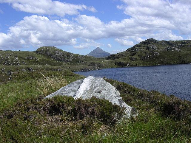 Ben Stack from Clar Loch
