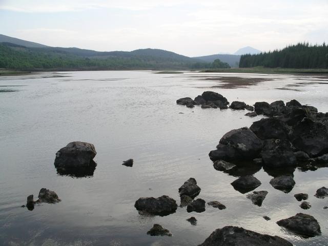 River Garry, near Tomdoun