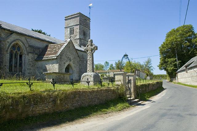West Knighton Church