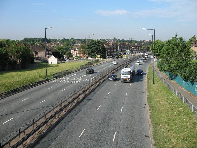 A406 - North Circular Road