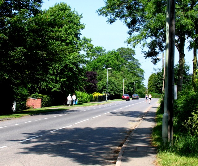 Cotes Road
