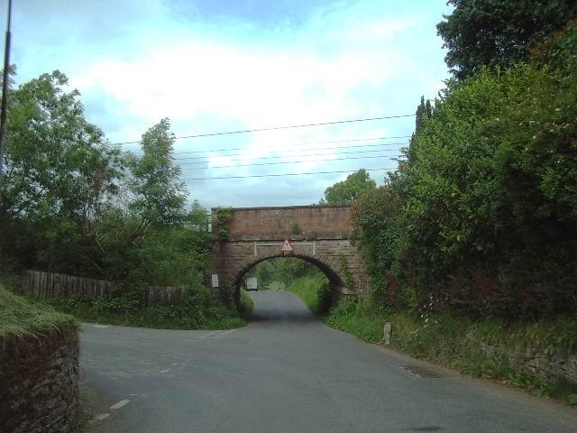 Railway bridge, Southwaite