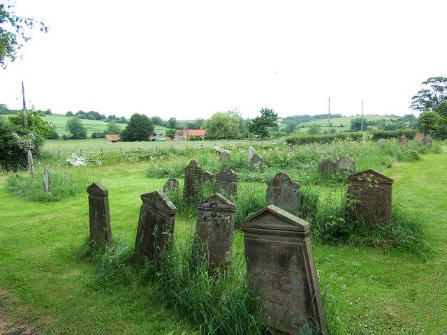 North Willingham Churchyard