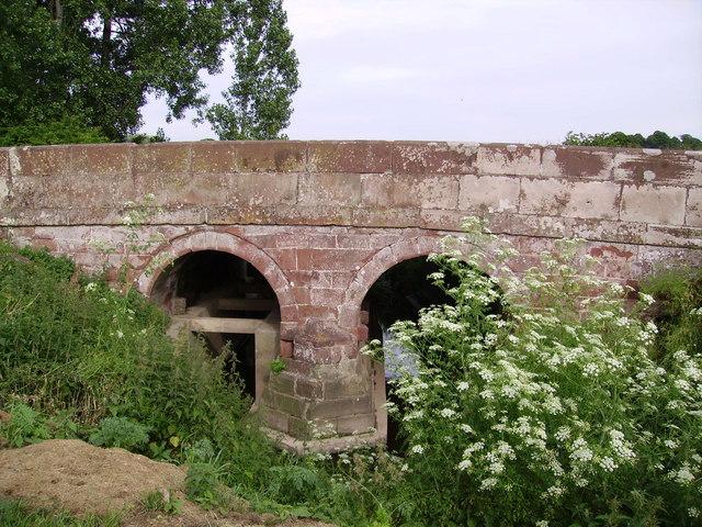 Bridge at Pulford