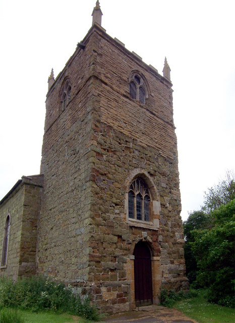 North Willingham Church