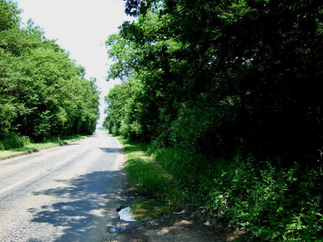 A413 County Border
