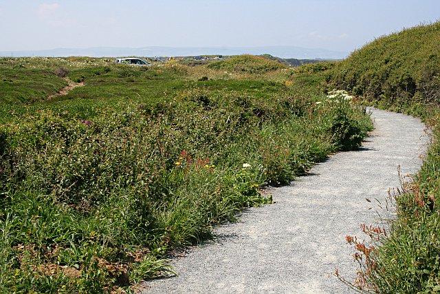 The Coast Path - Wheelchair Friendly