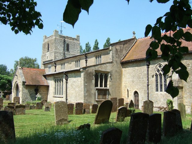 Padbury Church