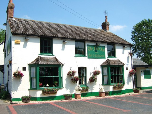 The Folly Inn near Adstock