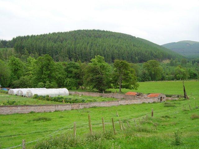 Walled Garden, Craigurd