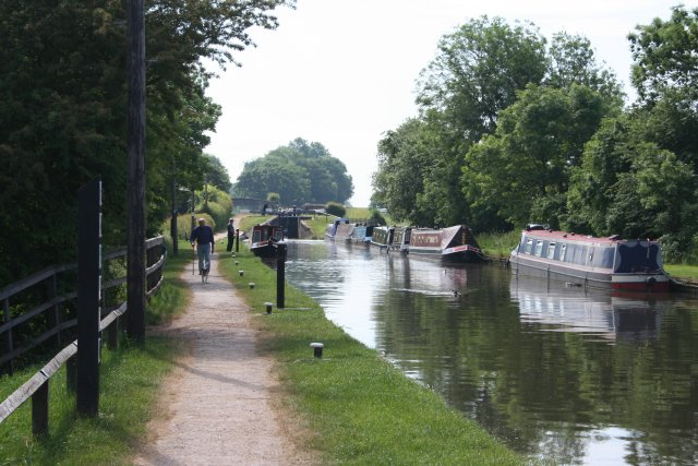 Shropshire Union at Wheaton Aston