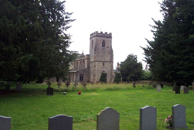 St. Leonard's Church, Blithfield