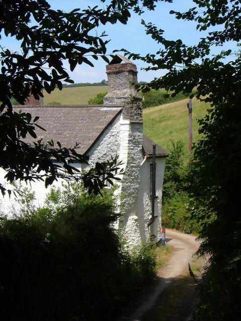 Farmhouse at Weeke