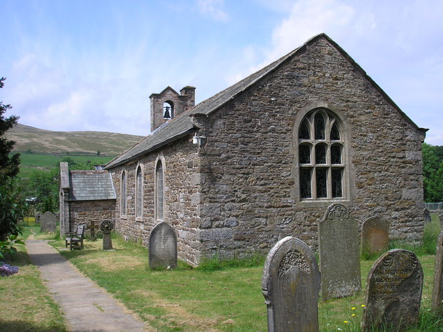 St Mary's Church, Outhgill