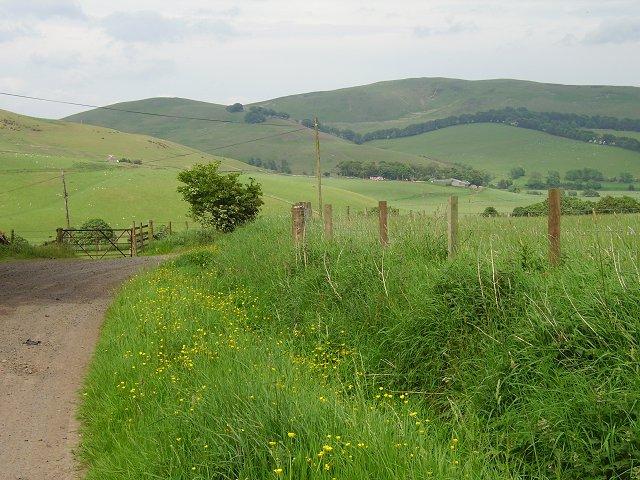 Ladyurd farm access